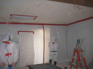 Asbestos abatement in the Las Vegas Nevada area