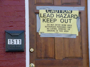 Lead abatement in Las Vegas Nevada